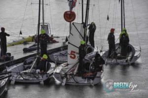 Avant course Spi Ouest France 2018