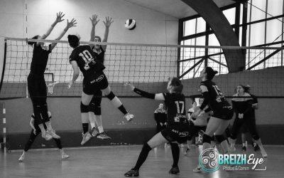 Match de volley féminin Rennes Quimper